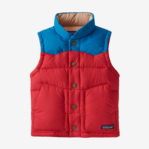 Patagonia Baby Bivy Down Vest (Catalan)-Little Adventure Shop