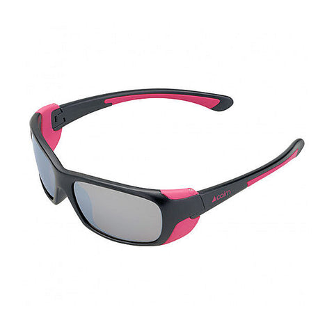 Cairn Catch Kids Sunglasses - 8-10 yrs (Black)-Little Adventure Shop