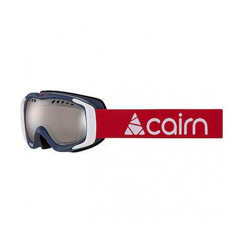 Cairn Booster Kids Ski Goggles 6 - 12 yrs (Patriot)-Little Adventure Shop