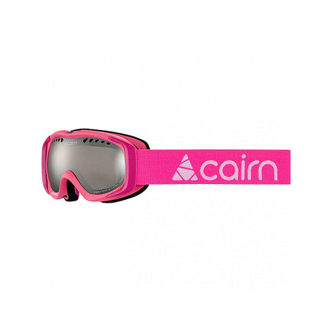 Cairn Booster Kids Ski Goggles 6 - 12 yrs (Pink)-Little Adventure Shop