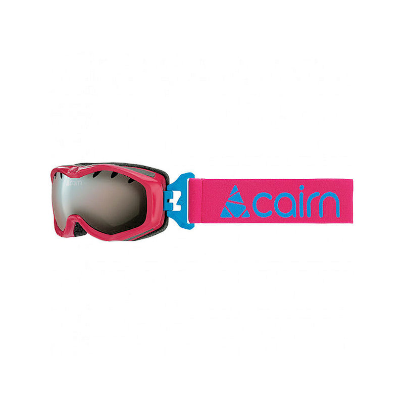 Cairn Rush Kids Ski Goggles 4 - 8 yrs (Orange)