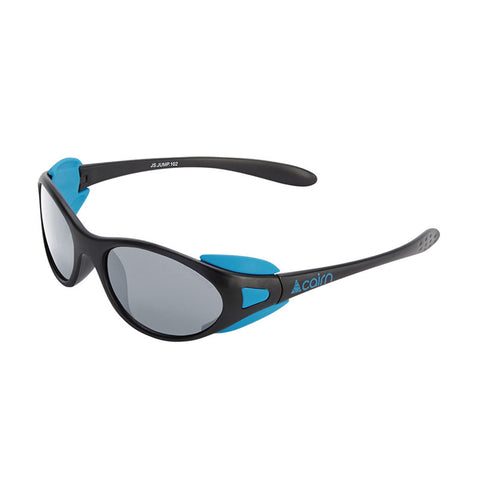 Cairn Kids Sunglasses Jump - 4 - 6 years (Black)-Little Adventure Shop
