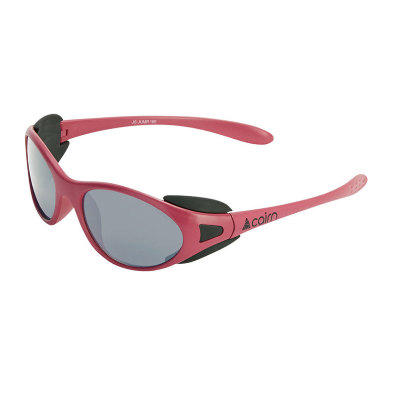 Cairn Kids Sunglasses Jump - 4 - 6 years (Pink)-Little Adventure Shop