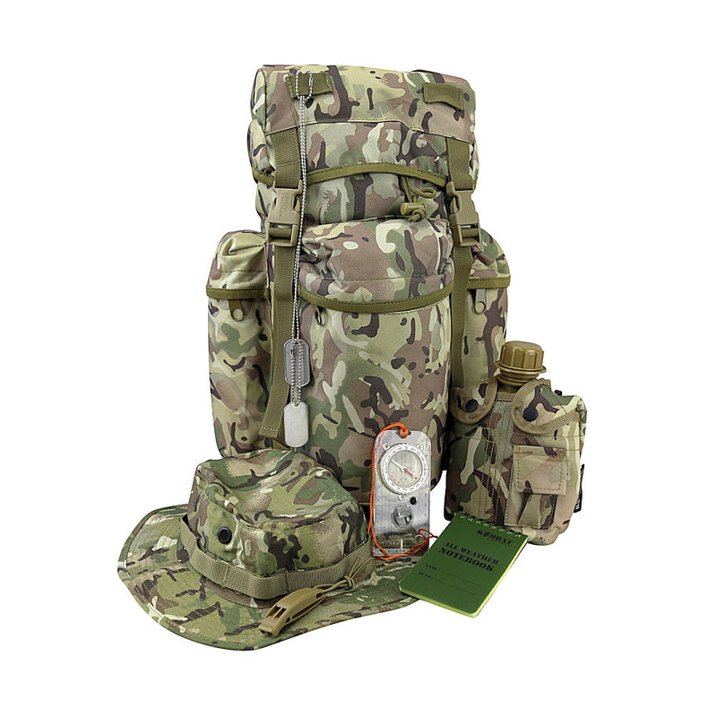 Kids' Platoon Leader Set-Little Adventure Shop