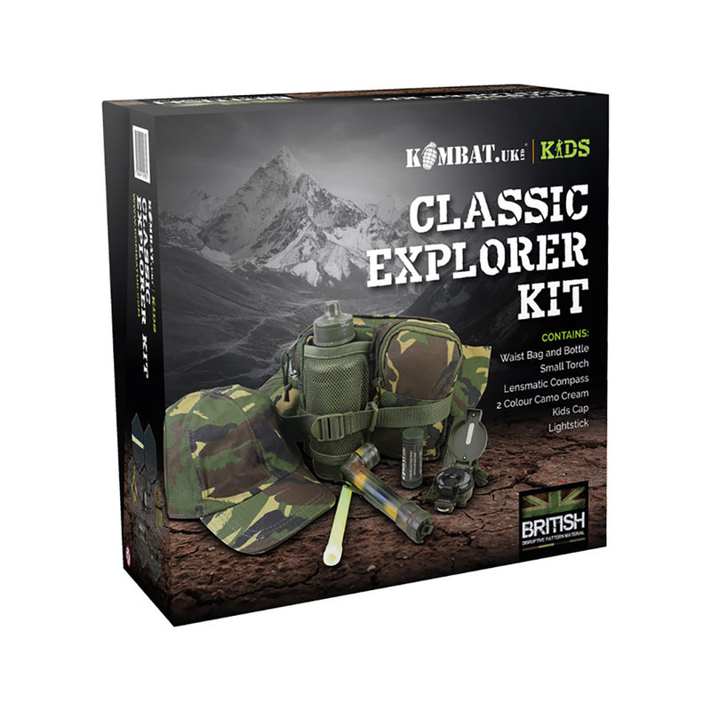 Kids' Classic Explorer Kit-Little Adventure Shop