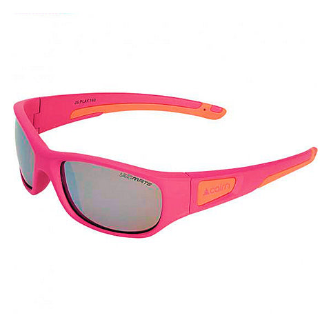 Cairn Play Kids Sunglasses - 4 - 8 years (Fushia)-Little Adventure Shop