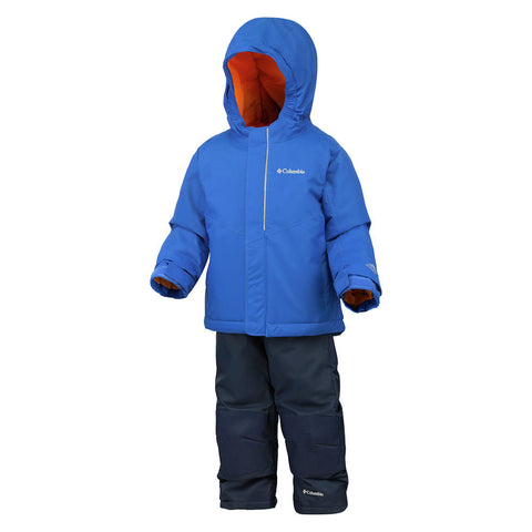 Columbia Kids' Buga Snow Set (Super Blue)-Little Adventure Shop