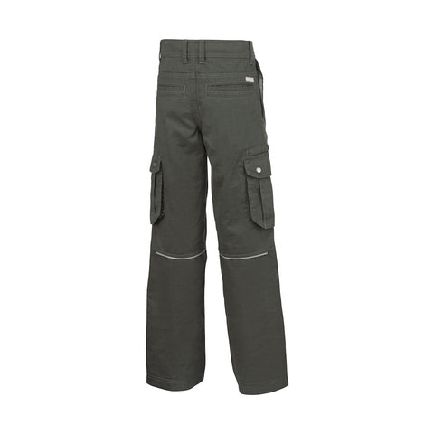 Columbia Kids Pine Butte Cargo Trousers (Grill)