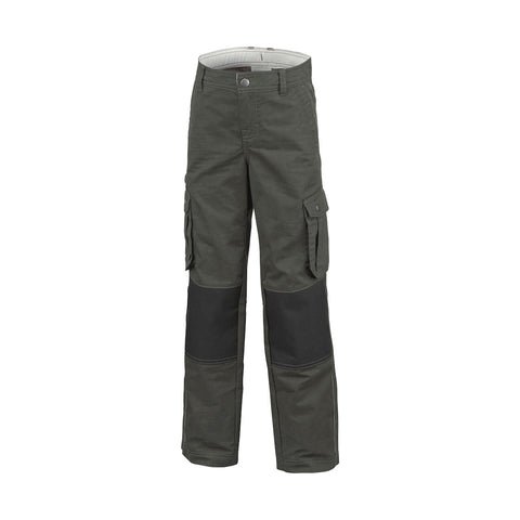Columbia Kids Pine Butte Cargo Trousers (Grill)-Little Adventure Shop