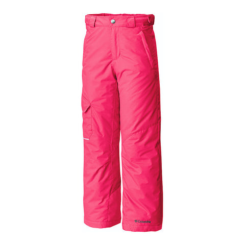Columbia Kids Bugaboo Ski Pants (Punch Pink)-Little Adventure Shop