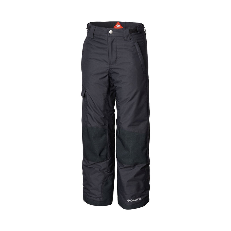 Columbia Kids Bugaboo Ski Pants (Black)-Little Adventure Shop