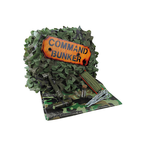 Command Bunker Army Den Kit-Little Adventure Shop