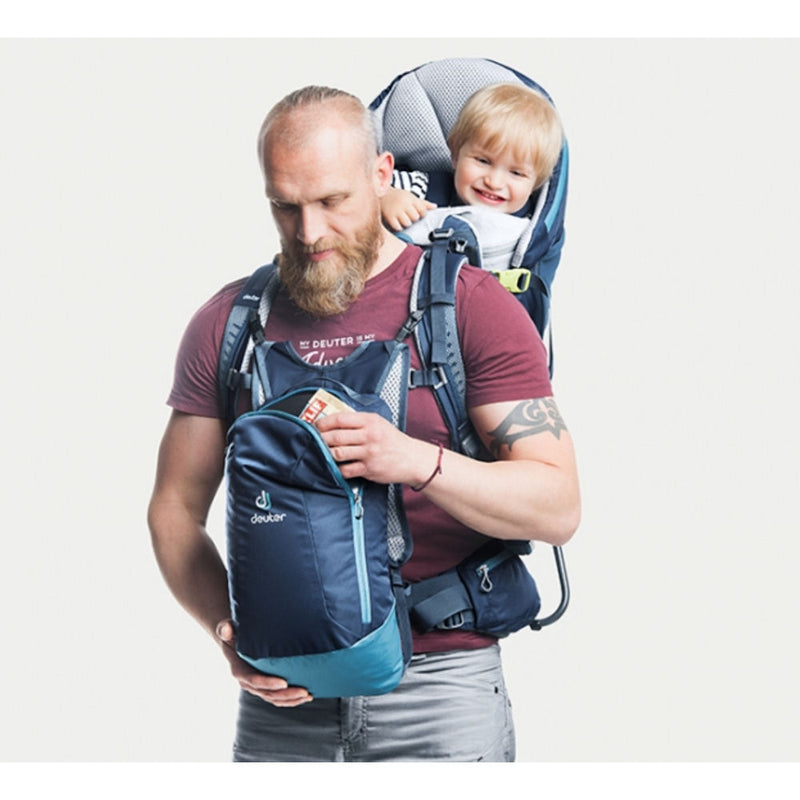 Deuter Kid Comfort Pro Baby Carrier-Little Adventure Shop