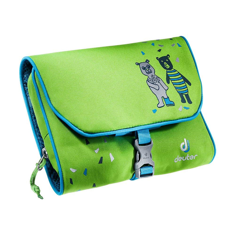 Deuter Kids Wash Bag (Kiwi)-Little Adventure Shop