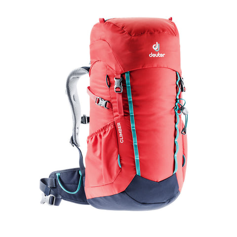 Deuter Climber Kids Rucksack (Chilli)-Little Adventure Shop