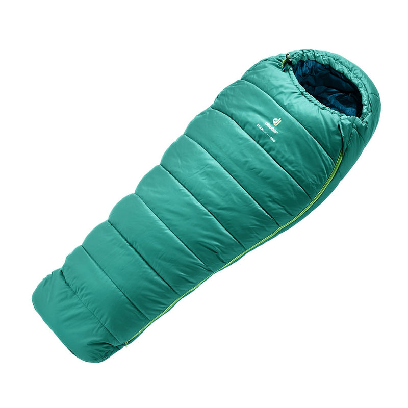 Deuter Starlight Pro Expandable Kids Sleeping Bag-Little Adventure Shop
