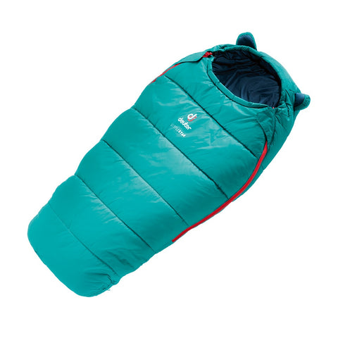 Deuter Little Starlight Expandable Toddler Sleeping Bag-Little Adventure Shop