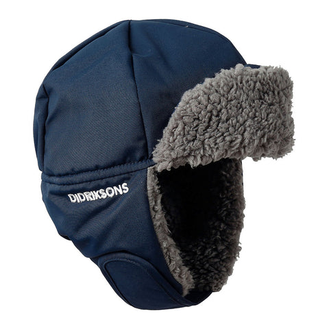 Didriksons Biggles Hat (Navy)-Little Adventure Shop
