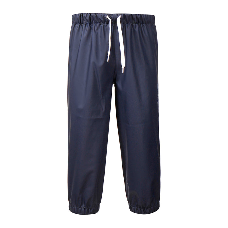 Didriksons Midjeman Kids Waterproof PU Trousers-Little Adventure Shop