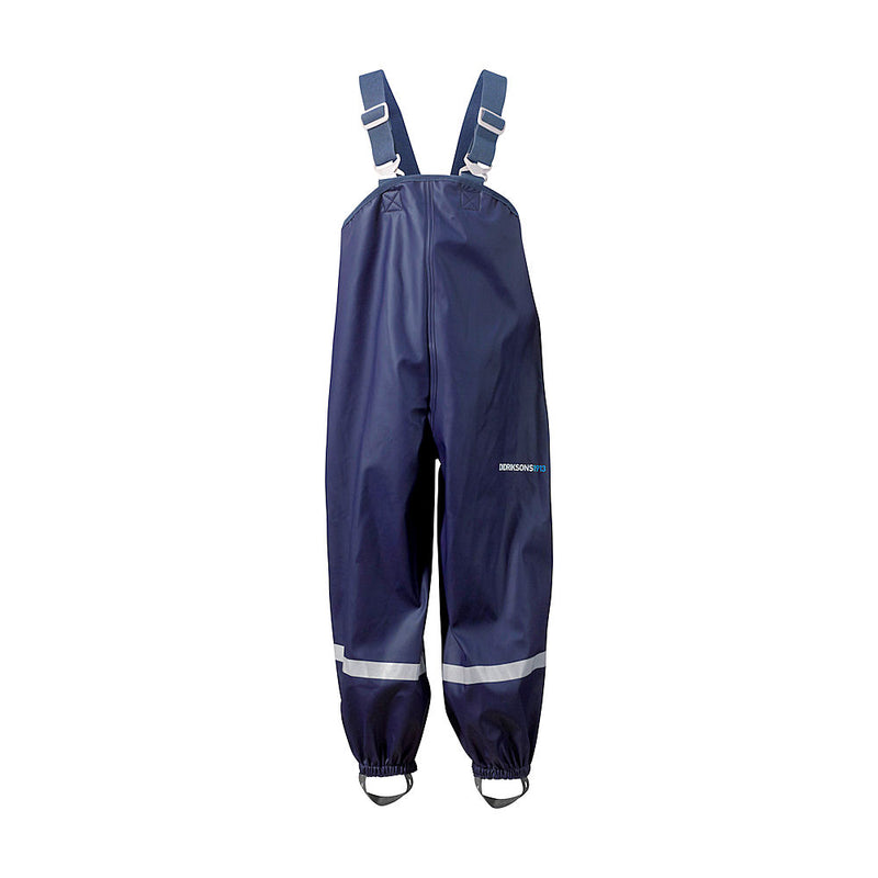 Didriksons Idre Kids Ski Pants (Throne Grey)