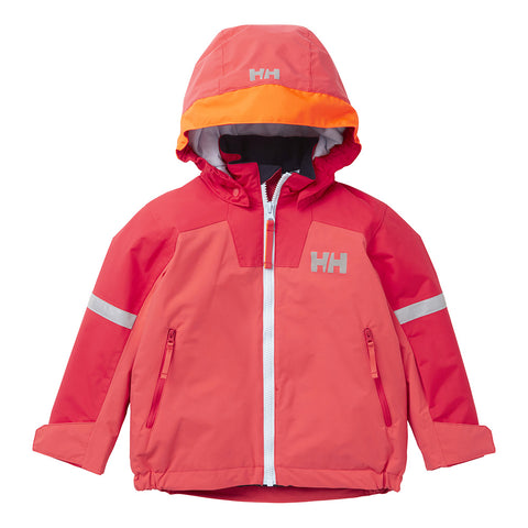 Helly Hansen Kids Legend Insulated Winter Jacket (Cayenne)-Little Adventure Shop