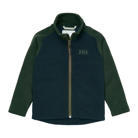 Helly Hansen Kids Daybreaker Fleece Jacket (Navy Marine)-Little Adventure Shop