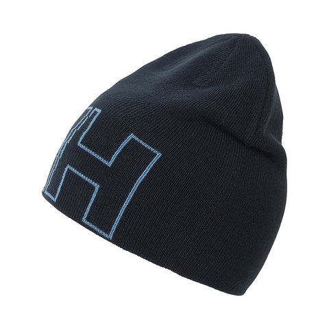 Helly Hansen Kids Outline Beanie (Navy)-Little Adventure Shop