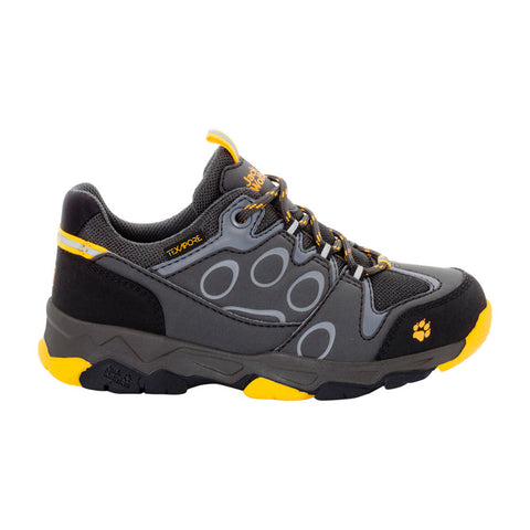 the best attitude 9a52e d9832 Jack Wolfskin Kids Mountain Attack 2 Texapore Shoe