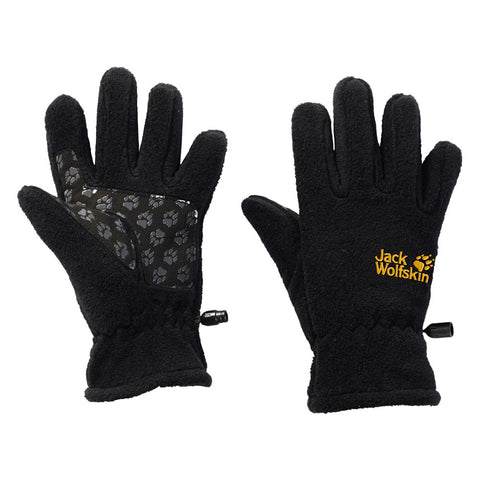 Jack Wolfskin Kids Fleece Gloves-Little Adventure Shop