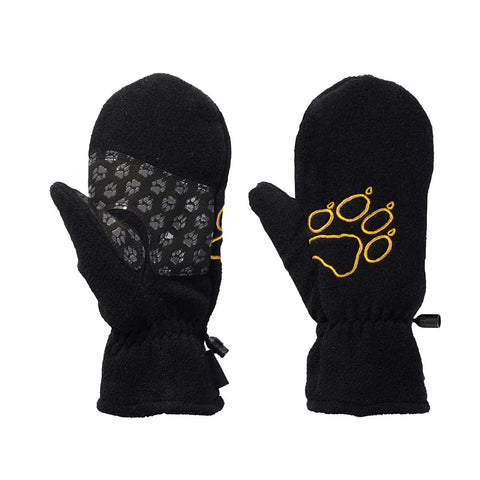 Jack Wolfskin Kids Fleece Mittens