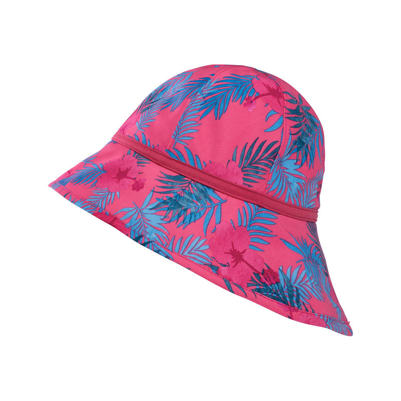 Jack Wolfskin Kids Yuba Hat (Hot Pink)