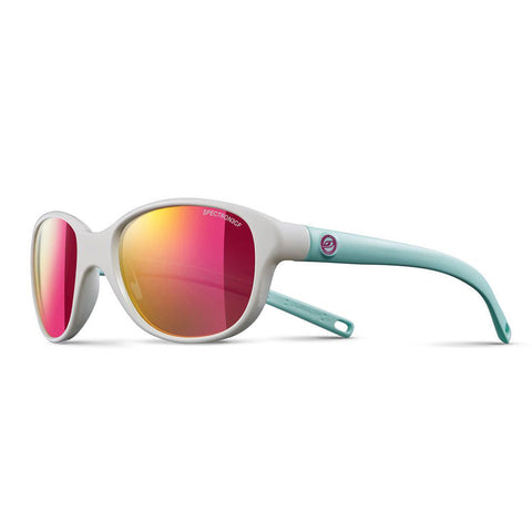 Julbo Romy Girls Sunglasses - 4 - 8 yrs (White)-Little Adventure Shop
