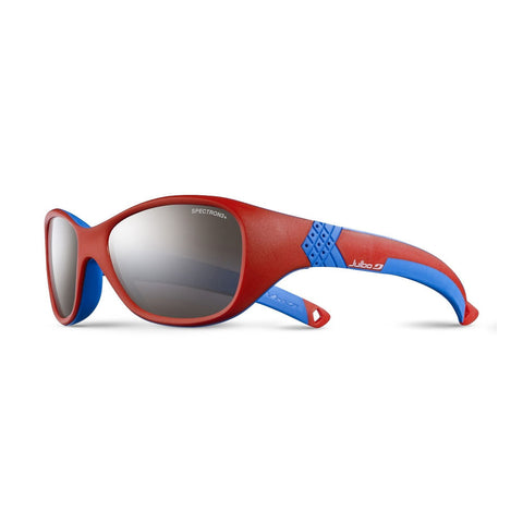 Julbo Solan Kids Sunglasses - 4+ yrs (Red)-Little Adventure Shop
