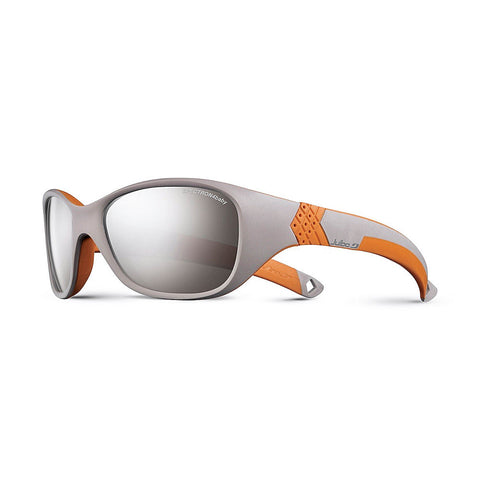 Julbo Solan Kids Sunglasses - 4+ yrs (Grey)-Little Adventure Shop