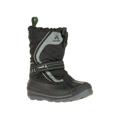 Kamik Snowcoast 4 Snow Boots (Black)