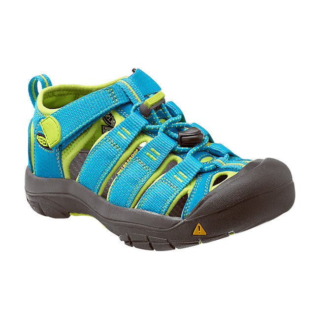 Keen Kids Newport H2 Sandals (Hawaiian Blue)-Little Adventure Shop