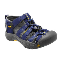 Keen Kids Newport H2 Sandals (Blue Depths)