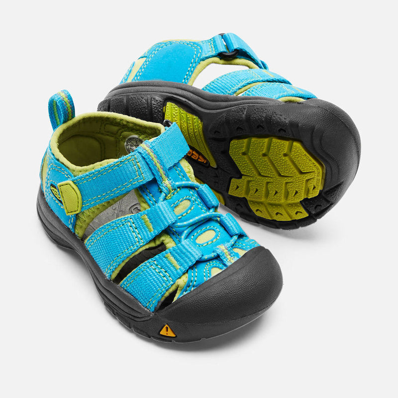 Keen Toddler Newport H2 Sandals (Hawaiian Blue)-Little Adventure Shop