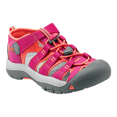 Keen Kids Newport H2 Sandals (Very Berry)