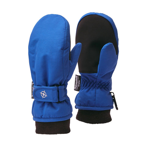 Kids Snowpaw Mittens (Blue)-Little Adventure Shop