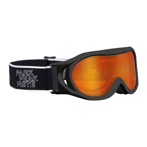 Kids' Whizz Goggles (Black)-Little Adventure Shop