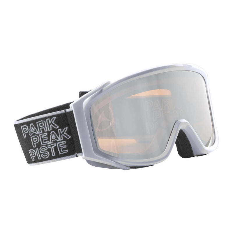 Youth Spirit Goggles (White)-Little Adventure Shop