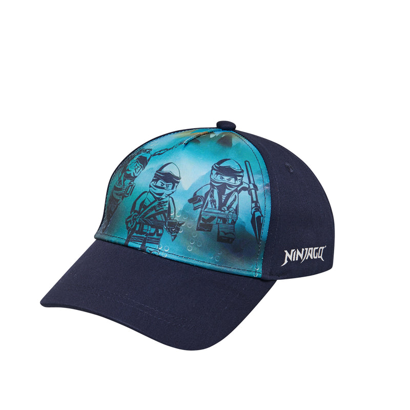 Lego Wear Ninjago® Cap (Blue)-Little Adventure Shop