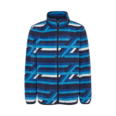 Lego® Wear Kids Fleece Jacket (Blue)-Little Adventure Shop
