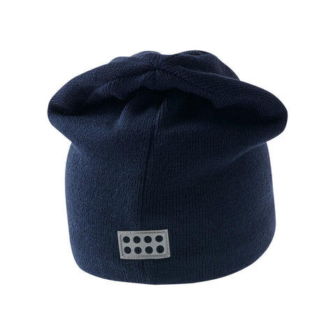 Lego® Wear Minifigure Beanie (Navy)-Little Adventure Shop