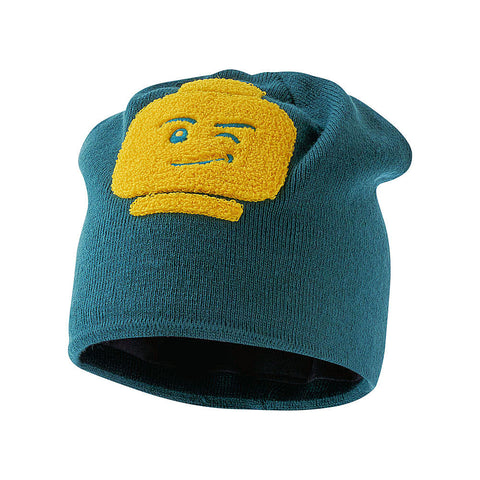Lego® Wear Minifigure Beanie (Green)-Little Adventure Shop