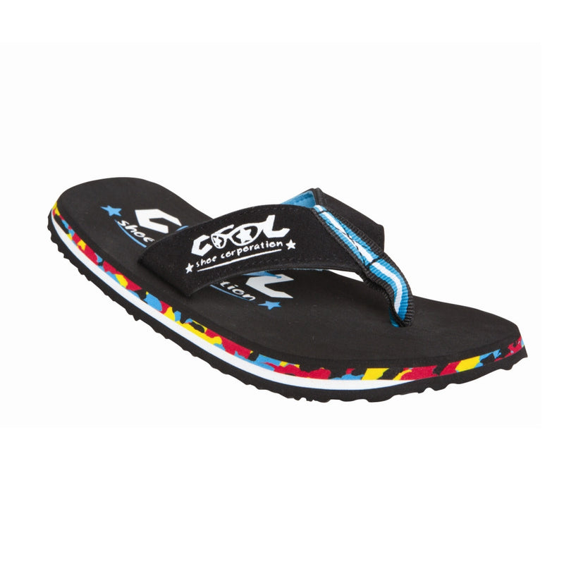 Cool Shoe OS Boy Flip Flop (Multico)-Little Adventure Shop