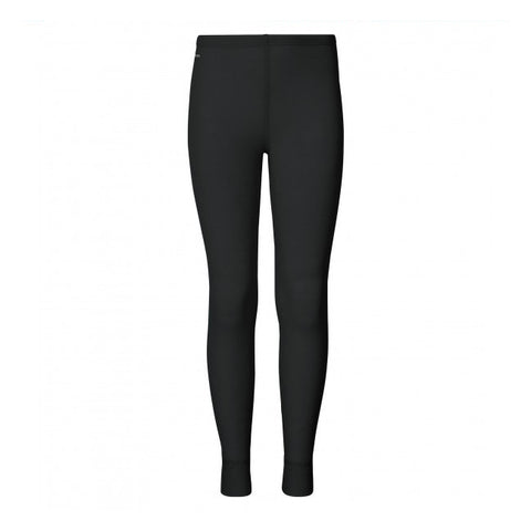 Odlo Kids Thermal Bottoms (Black)-Little Adventure Shop