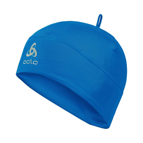 Odlo Kids Polyknit Hat (Blue)-Little Adventure Shop