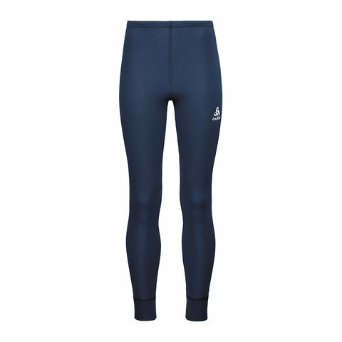 Odlo Kids Thermal Bottoms (Navy)-Little Adventure Shop